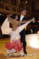Ruslan Golovashchenko & Olena Golovashchenko at Blackpool Dance Festival 2007
