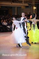 Ruslan Golovashchenko & Olena Golovashchenko at Blackpool Dance Festival 2008