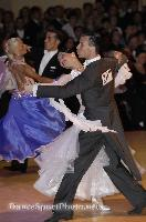 Ruslan Golovashchenko &amp; Olena Golovashchenko at Blackpool Dance Festival 2008