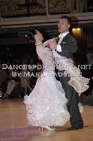Ruslan Golovashchenko & Olena Golovashchenko at Blackpool Dance Festival 2009