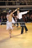 Lu Ning & Jasmine Ding Fang Zhang at Blackpool Dance Festival 2010