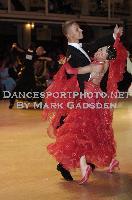 Szymon Kulis & Margarita Zvonova at Blackpool Dance Festival 2009