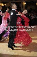 Szymon Kulis &amp; Margarita Zvonova at Blackpool Dance Festival 2009