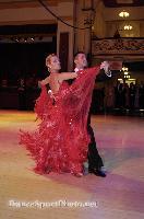 Marco Spadafora & Edvige Bilotti at Blackpool Dance Festival 2008