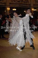 Marco Spadafora & Edvige Bilotti at Blackpool Dance Festival 2009