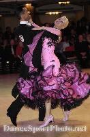 Slawomir Lukawczyk & Edna Klein at Blackpool Dance Festival 2009