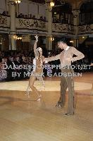 Slawomir Lukawczyk &amp; Edna Klein at Blackpool Dance Festival 2009