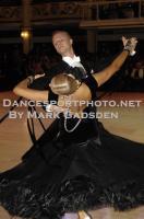 Aleksandr Zhiratkov & Irina Novozhilova at Blackpool Dance Festival