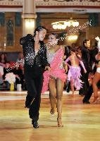 Ke Qiang Shao & Na Yang at Blackpool Dance Festival 2005
