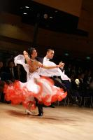 Valerio Colantoni & Yulia Spesivtseva at UK Open 2011