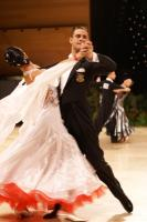 Valerio Colantoni &amp; Yulia Spesivtseva at UK Open 2011