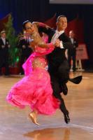 Andrzej Sadecki & Karina Nawrot at Polish Championships