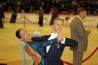 Valeriy Pavlov & Karolina Maevskaya at Russian Open 2009