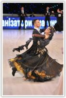Stas Portanenko & Nataliya Kolyada at Dynasty Cup