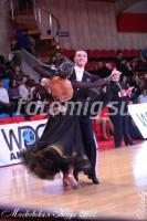 Stas Portanenko & Nataliya Kolyada at Moscow Star