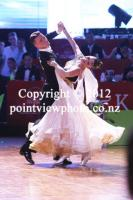 Stanislav Portanenko & Nataliya Kolyada at 10th Shenzhen China Open Championships