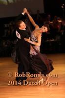 Photo of Domen Krapez & Monica Nigro