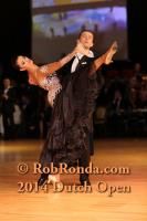 Photo of Domen Krapez & Monica Nigro