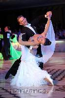 Domen Krapez & Monica Nigro at Kremlin 2009