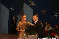 Marcin Leszczynski & Aleksandra Karpinska at