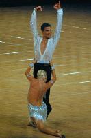 Jurij Batagelj & Jagoda Batagelj at 8th World Games 2009