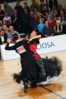 Isaia Berardi & Cinzia Birarelli at Austrian Open 2011