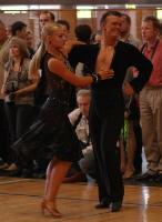 Frederik Lund & Sofie Samuelsen at