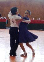 Daniel Gouveia & Jessica Andrade at