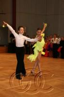 Marius Malinovschi & Anastasia Stan at