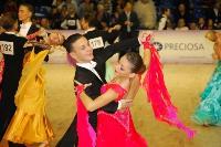 Artemiy Martynov & Polina Lisechko at Russian Open 2009