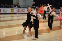 Glenn Richard Boyce & Lydia Hedges at Zerkalnaya Struya - EDSF European Championships 2011
