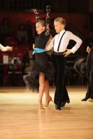 Glenn Richard Boyce & Lydia Hedges at Dutch Open 2011