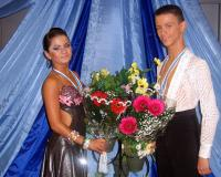 Artem Liaskovsky & Lika Odikadze at