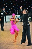 Photo of Oleg Negrov & Valeriya Ryabova