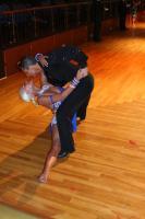 Daniele Fulvi & Danielle Toal at Imperial Ballroom Championships