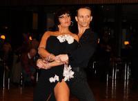 Tobias Bach & Jasmin Schwierz at