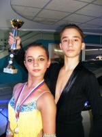 Stefan Pinter & Gabriela Langova at