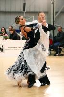Andris Klievens & Santa Sauere at