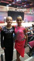 Danilo Grozenko & Anastasiya Kolesnik at