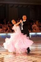 Oleg Kharlamov & Diana Khranovskaya at Kremlin World Cup 2010