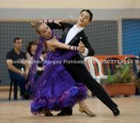 Photo of Eric Izakson & Michele Magera