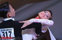Kinsley Lin & Michelle Yiu at