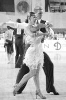 Dmytro Wloch & Olga Urumova at Kyiv Open 2002
