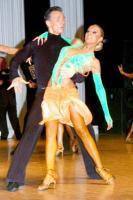 Dmytro Wloch & Olga Urumova at Sudak 2005