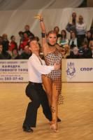 Dmytro Wloch & Olga Urumova at Kyiv Mayor Cup 2006