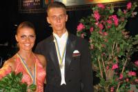 Dmytro Wloch & Olga Urumova at Kyiv Open 2007