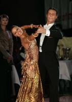 Dmytro Wloch & Olga Urumova at Kyiv Waltz