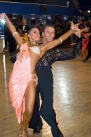 Dmytro Wloch & Olga Urumova at Moscow Star 2008