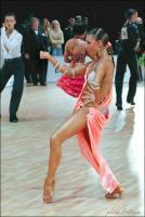 Dmytro Wloch & Olga Urumova at Ukrainian Championships 2008