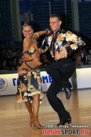Dmytro Wloch & Olga Urumova at Russian RDU Championships